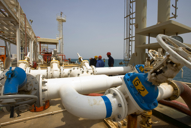 operations in refineries
